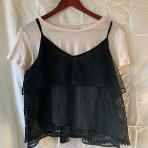 American Eagle Two Piece Women's Top